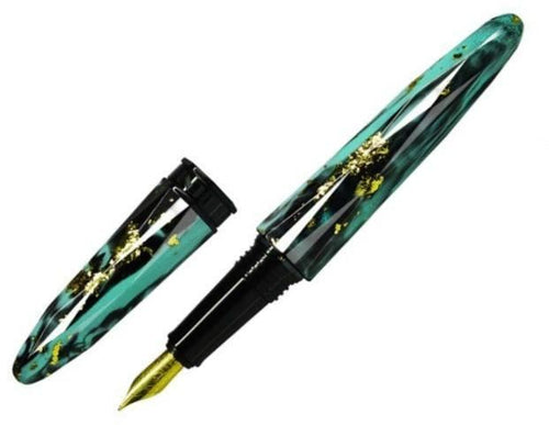 Benu Briolette Island Breeze Fountain Pen
