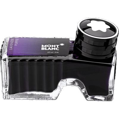 Bottled Ink Montblanc Lavender Purple