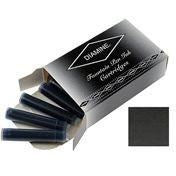 Diamine Ink Cartridges Jet Black