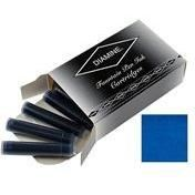 Diamine Ink Cartridges Majestic Blue