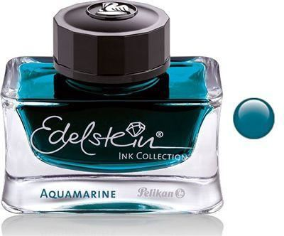 Edelstein Bottled Ink Aquamarine - Ink of the Year 2016