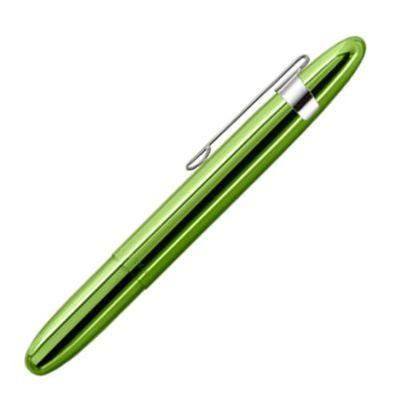 Fisher Lime Green with Clip