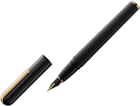 Lamy Imporium Black/Gold Fountain Pen