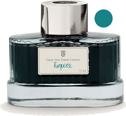 Bottled Ink Faber-Castell Turquoise