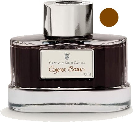 Bottled Ink Faber-Castell Cognac
