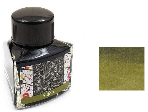 Diamine Bottled Ink 150th Anniversary 40ml Safari