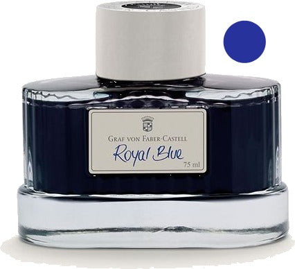 Bottled Ink Faber-Castell Royal Blue