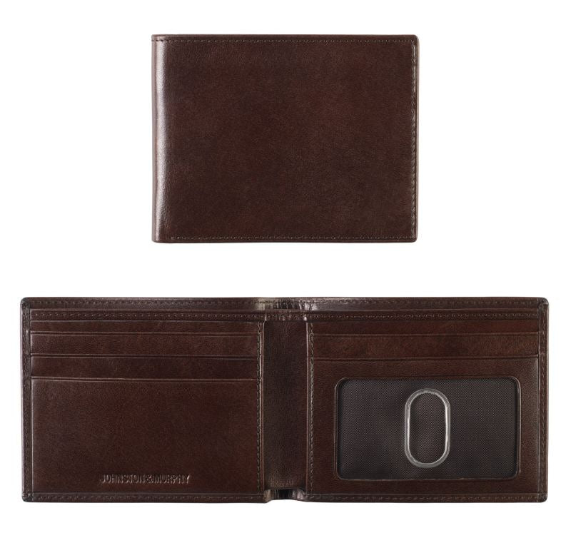 Italian Leather Slimfold Wallet