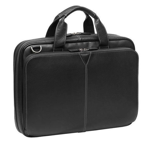 Johnston & Murphy Laptop Briefcase
