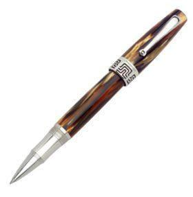 Montegrappa Extra 1930 Turtle Brown Celluloid Rollerball