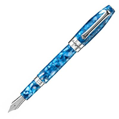 Montegrappa Fortuna Mosaico Marrakech Fountain Pen