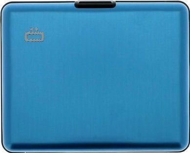 Ogon Big Stockholm Blue Wallet