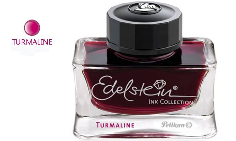 Edelstein Bottled Ink Turmaline - Ink of the Year 2012