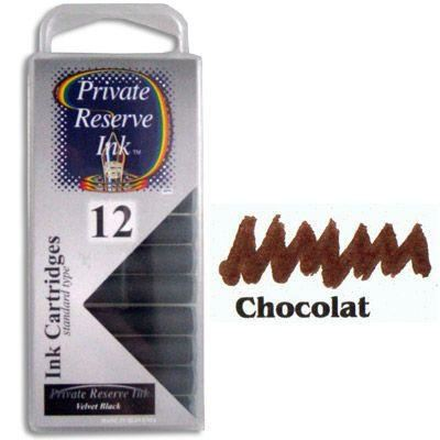 Private Reserve Chocolat Ink Cartridges
