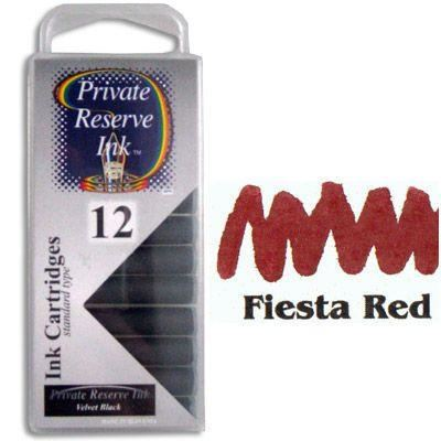 Private Reserve Fiesta Red Ink Cartridges