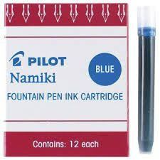 Refill Pilot Ink Cartridges