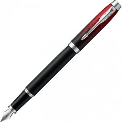 Parker IM Special Edition Red Ignite Fountain Pen | Pen Place