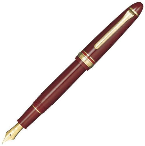 Sailor 1911 Standard Maroon/Gold Fountain Pen