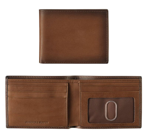 Slimfold Wallet - Tan - Leather