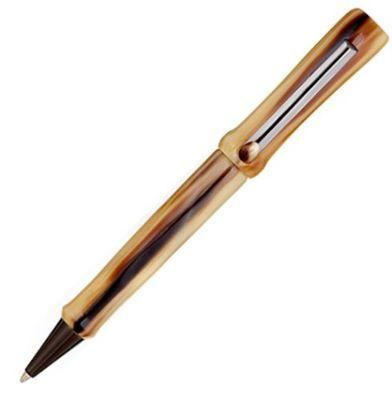 Taccia Savanna SE Beige Brown Ballpoint Pen