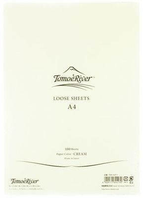 Tomoe River A4 100 Loose Sheets Cream