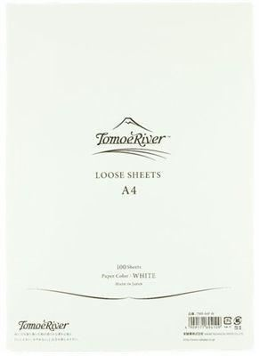 Tomoe River A4 100 Loose Sheets White