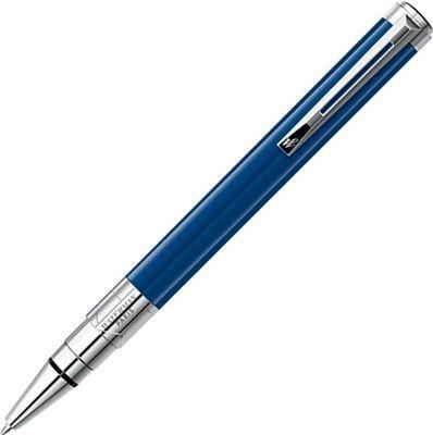 Waterman Perspective Blue Obsession Ballpoint Pen | Pen Place