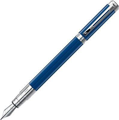 Waterman Perspective Blue Obsession Fountain Pen | Pen Place