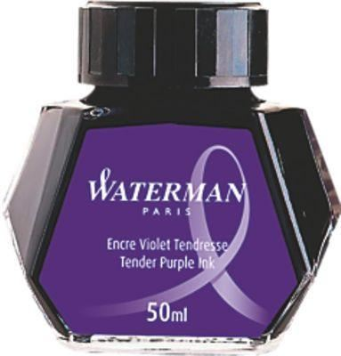 Waterman Tender Purple Bottled Ink | Pen Store | Pen Place Since 1968