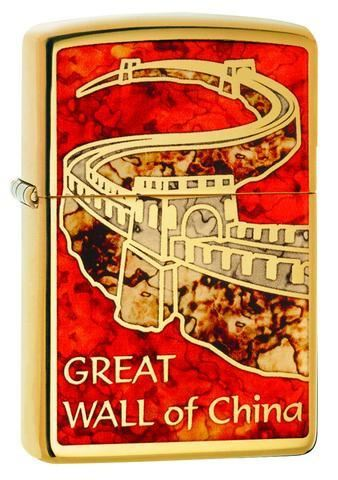 Zippo Great Wall of China