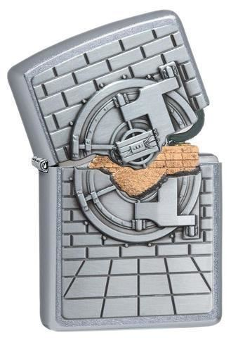 Zippo Safe with Gold Cash Surprise