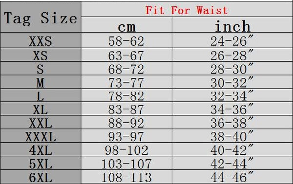 best waist trainer sizing