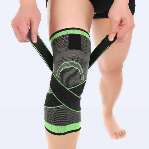 Buy the 3D Sports Knee Pad / S. Shop Elbow & Knee Pads Online - Kewlioo