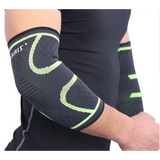 Buy the Compression Sleeve Elbow Support  Brace / M / Green. Shop Arms Shaper Online - Kewlioo