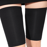 Buy the Arm and Leg Sleeves Slimming Shaper - Pair / Black Legs. Shop Weight Loss Accessories Online - Kewlioo