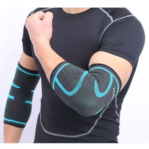 Buy the Compression Sleeve Elbow Support  Brace. Shop  Online - Kewlioo