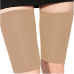 Buy the Arm and Leg Sleeves Slimming Shaper - Pair / Nude Legs. Shop Weight Loss Accessories Online - Kewlioo