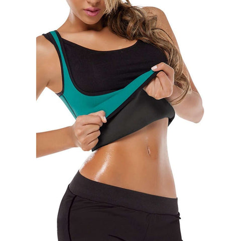 Buy the Womens Neoprene Weight-Loss Top. Shop Weight loss tops Online - Kewlioo