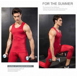 Buy the Men's GYM Pro Fitness Sport Tank Top. Shop Yoga Shirts Online - Kewlioo