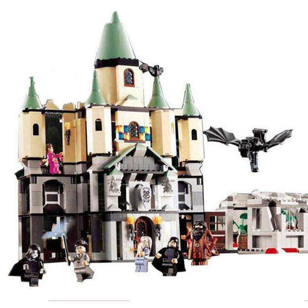 buy lego harry potter hogwart 39 s castle 1033pcs building block set online kewlioo. Black Bedroom Furniture Sets. Home Design Ideas