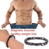 Buy the FREE Weight Loss Black Stone Magnetic Therapy Bracelet. Shop Accessories Online - Kewlioo