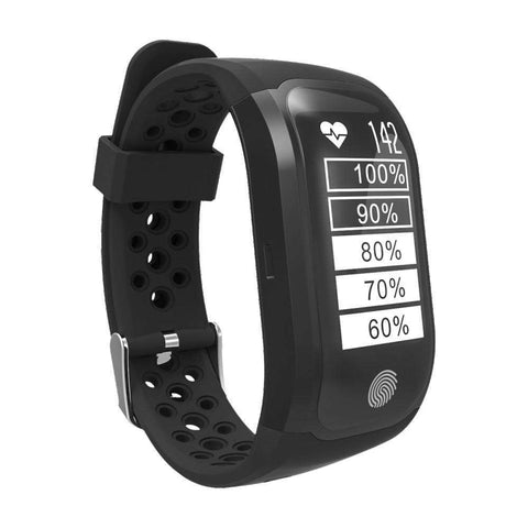 Buy the LIMITED EDITION GPS MULTI SPORT SMARTBAND / Black. Shop Smart Wristbands Online - Kewlioo