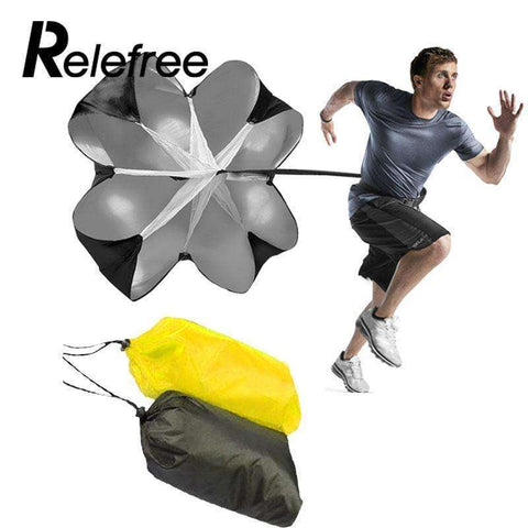 Buy the Running Parachute Umbrella Outdoor Speed Training Tool. Shop Tools Online - Kewlioo