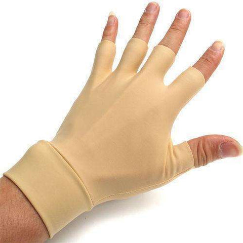 Buy the Compression Finger-less Sleeves. Shop  Online - Kewlioo