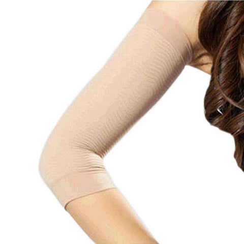 Buy the Slimming Arm Shaper Sleeves - Pair / Nude / One Size. Shop Weight Loss Accessories Online - Kewlioo