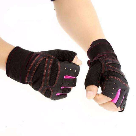 Buy the Unisex Anti-Skid Fitness Weight Lifting Gloves. Shop Gym Gloves Online - Kewlioo
