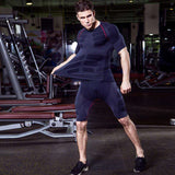 Buy the Men's Compression Training Suit. Shop Compression Suit Online - Kewlioo