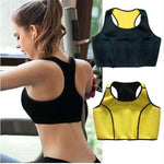 Buy the Women's Neoprene Sweat Enhancing Bra. Shop Weight loss tops Online - Kewlioo