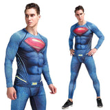 Buy the Superhero Compression Suit (Long Sleeve Shirt + Leggings). Shop Compression Suit Online - Kewlioo