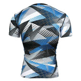 Buy the Men's Short-Sleeve Camouflage Compression Shirt. Shop Compression Shirts Online - Kewlioo